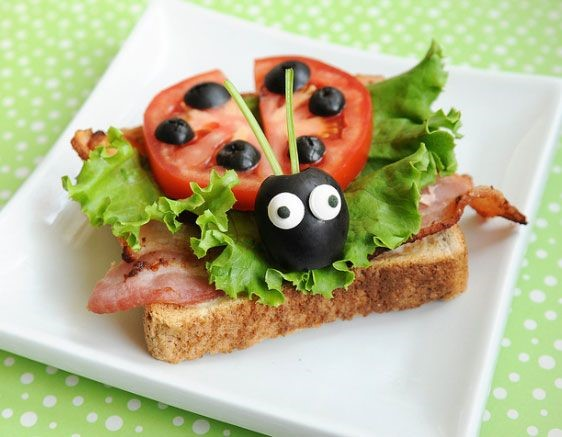 Foto Transformando a alimentação em alegria!