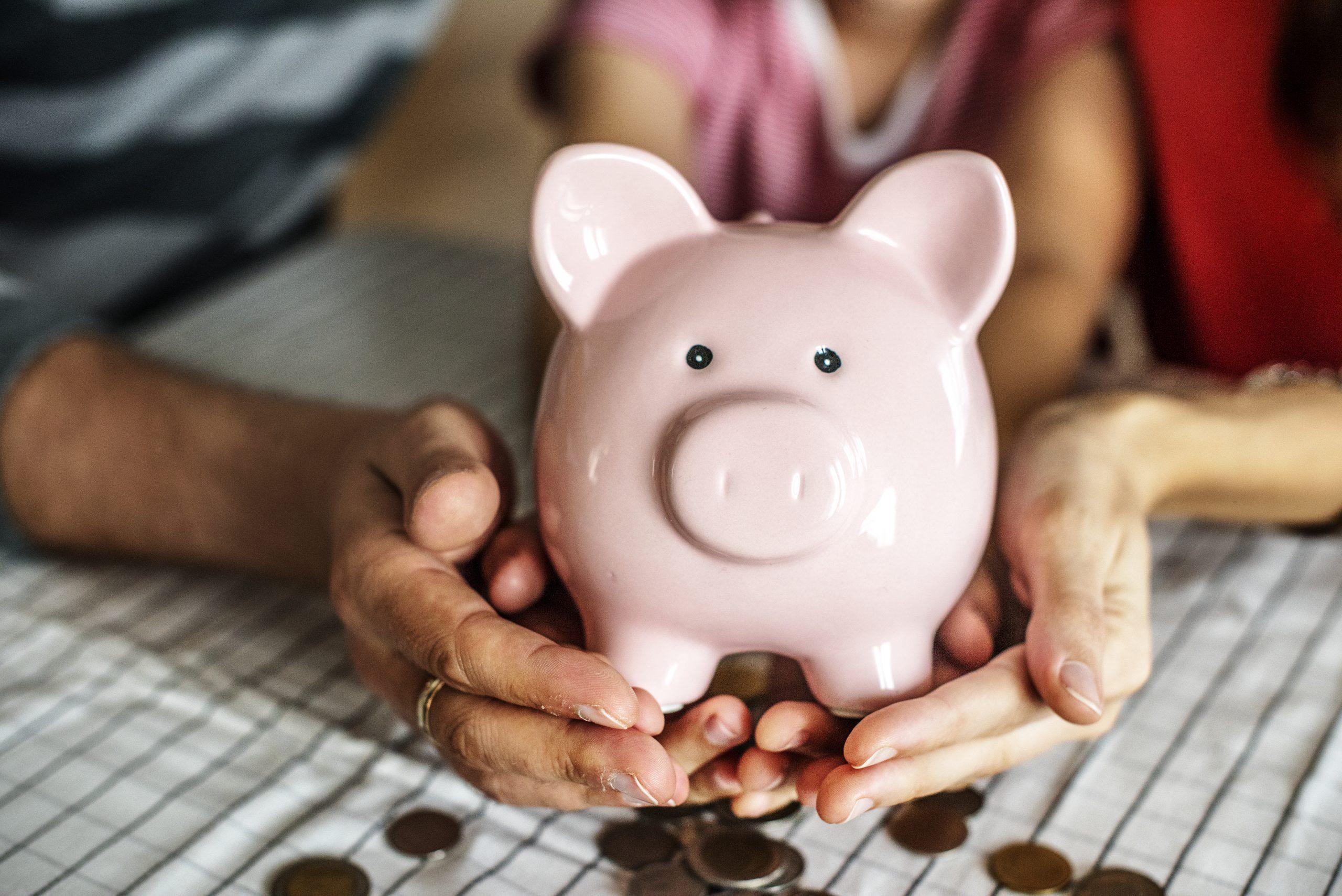 Foto A educação financeira na infância
