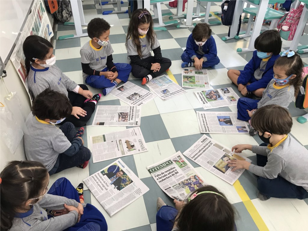 Foto Experiências culturais como contexto de aprendizagem